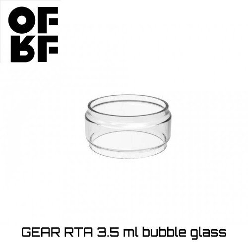 OFRF Gear RTA Replacement Glass Tube 3.5ml
