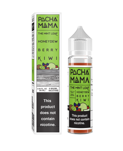 Charlie`s Chalk Dust Pachamama - The Mint Leaf 50ml/0mg