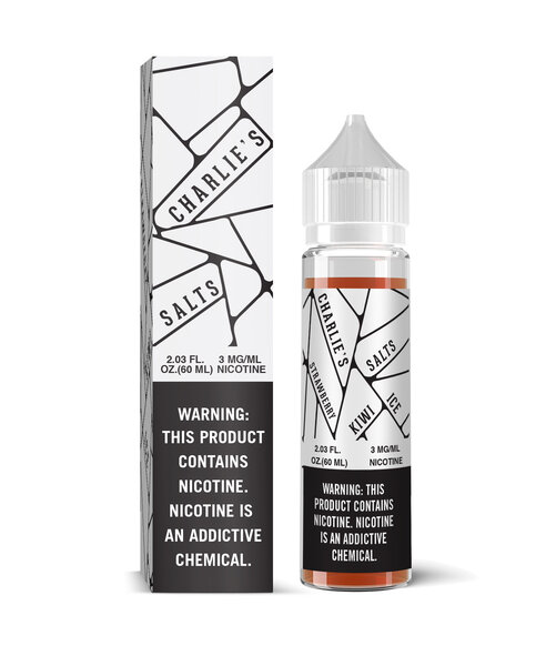 Charlie`s Chalk Dust - Strawberry Kiwi Ice 50ml/0mg