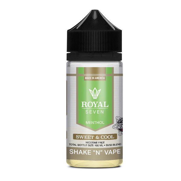 ROYAL Seven Sweet & Cool Shake N Vape 50ml