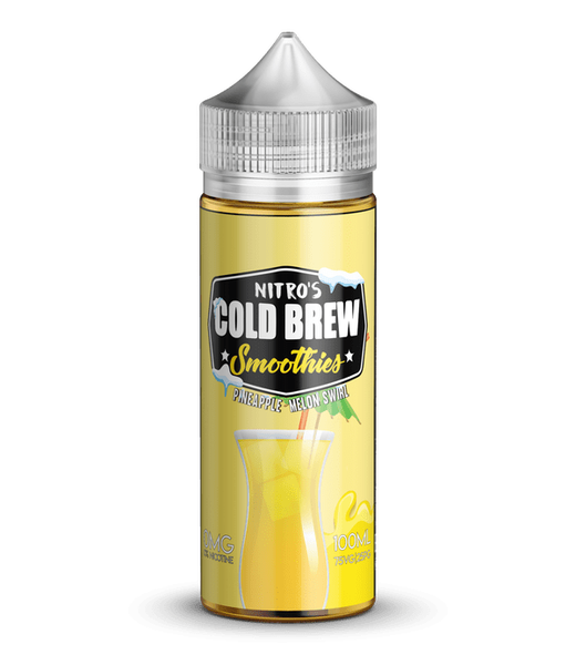 Nitros Cold Brew PINEAPPLE MELON SWIRL 100ml