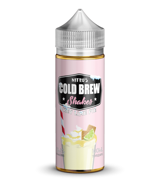 Nitros Cold Brew KEY LIME PIE 100ml