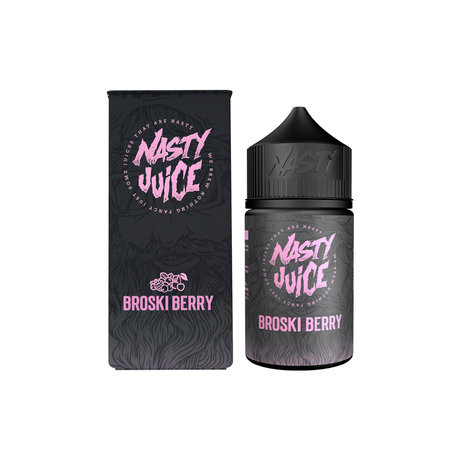 Nasty Juice Broski Berry 60ml/0mg