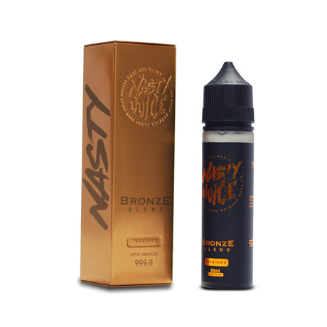 Nasty Juice Tobacco Bronze Blend 60ml/0mg