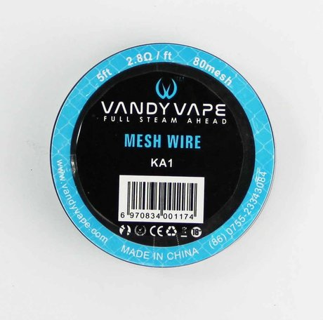 Vandy Vape Kanthal A1 Mesh Wire