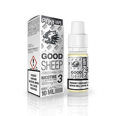 Pinky Vape GOOD SHEEP 10ml