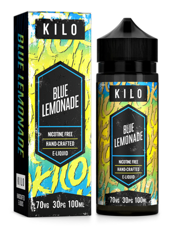 KILO Blue Lemonade 100ml