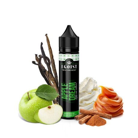 Egoist Apple Dream 40/60ml Shortfill