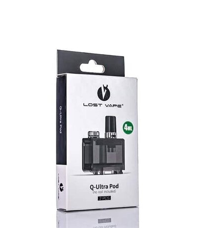 Резервен POD Lost Vape Q-Ultra Refillable 4ml 1.0ohm