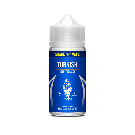 HALO TURKISH 50ml 0mg