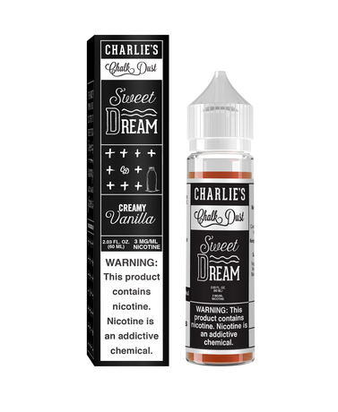 Charlie`s Chalk Dust - Dream Cream 50ml/0mg