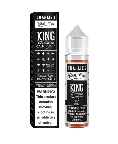 Charlie`s Chalk Dust - King Bellman 50ml/0mg