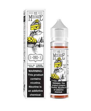 Charlie`s Chalk Dust - Mr Meringue 50ml/0mg