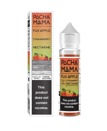 Charlie`s Chalk Dust Pachamama - Fuji Apple Strawberry Nectarine 50ml/0mg