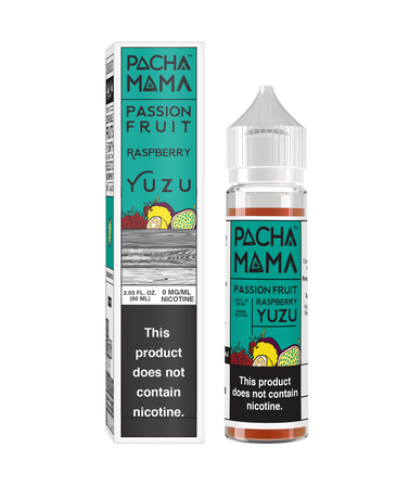 Charlie`s Chalk Dust Pachamama - Passionfruit Raspberry Yuzu 50ml/0mg