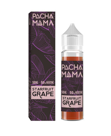 Charlie`s Chalk Dust Pachamama - Starfruit Grape 50ml/0mg
