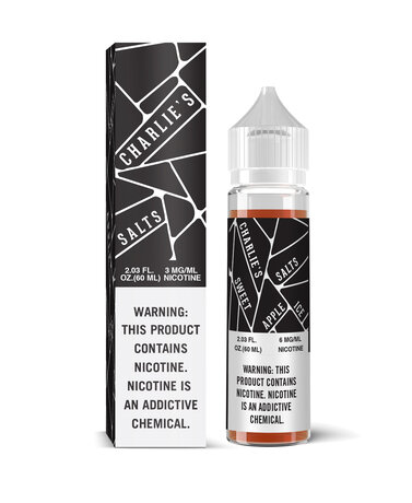 Charlie`s Chalk Dust - Sweet Apple Ice 50ml/0mg