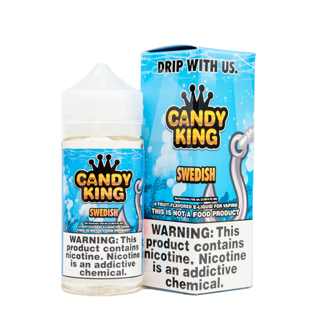Candy King Swedish 100ml