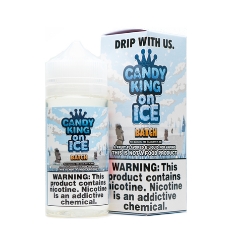 Candy King ON ICE Batch 100ml