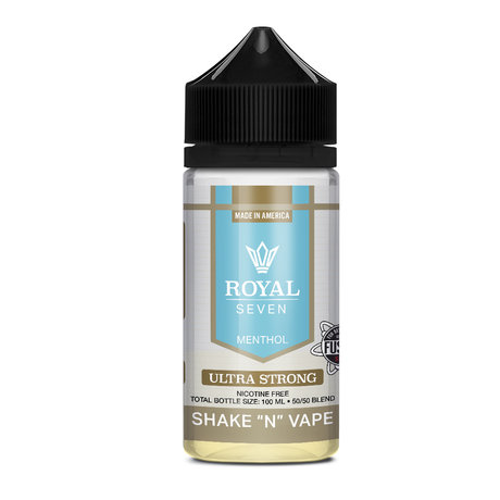 ROYAL Seven Ultra Strong Shake N Vape 50ml