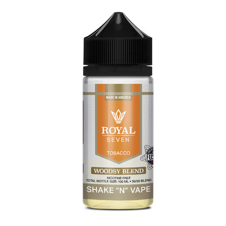 ROYAL Seven Woodsy Blend Shake N Vape 50ml