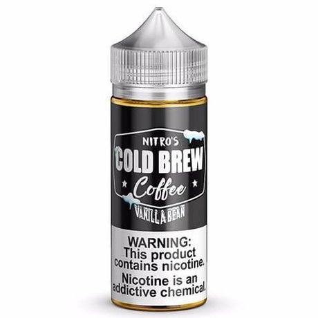 Nitros Cold Brew VANILLA BEAN 100ml