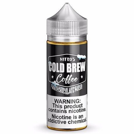 Nitros Cold Brew WHITE CHOCOLATE MOCHA 100ml
